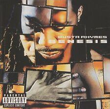 Genesis by Busta Rhymes (CD, Nov-2001, BMG (distributor))