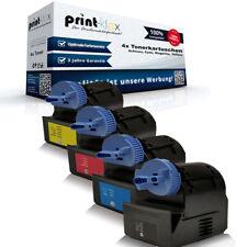 4x Compatible Cartuchos de tinta para Canon IRC CEXV21 Color Set xl-drucker Pro