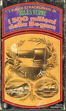 JULES VERNE - I 500 MILIONI DELLA BEGUM - OSCAR MONDADORI - 1970