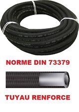 TUYAU DURITE LAVE GLACE LAVEGLACE VITRE RENFORCE 5mm x 10mm TRESSE NORME 73379