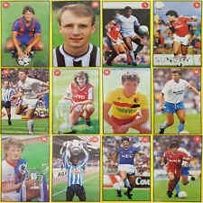 Los ganadores del partido Inc emlyns Teaser Fútbol Tarjeta 1988-Varios