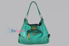 Celebrity designer Bay Pocket Shoulder Bag messenger Hobo handbag satchel Zipper