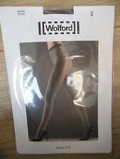 Wolford Amara 60 den tights size S 38-40 BNIP