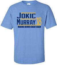 Nikola Jokic Jamal Murray Denver Nuggets 18 T-Shirt