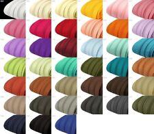 1m endlos Reißverschluss + 3 Zipper * 3mm * verschiedene Farben * Spirale