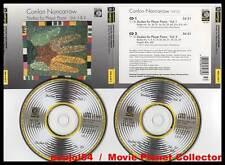 "Conlon NANCARROW ""Studies For Player Piano"" (2 CD) 1991"