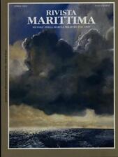 RIVISTA MARITTIMA APRILE 2003 ANNO CXXXVI  AA.VV. RIVISTA MARITTIMA 2003