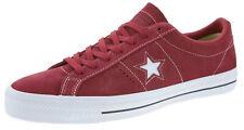 Converse 157873C One Star Pro OX Sneaker Wildleder rot 195392