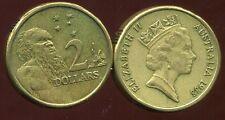 AUSTRALIE 2 dollars 1988  ( bis )