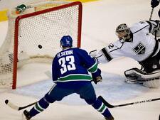 Henrik Sedin Vancouver Canucks Goal Hockey Huge Giant Wall Print POSTER