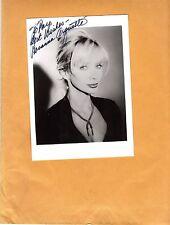 Rosanna Arquette-signed photo - Pose 4 - COA