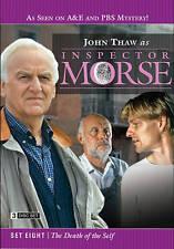 John Thaw Inspector Morse Set Eight The Death of the Self 3 DVD Set