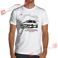 Peugeot 205 Gti Rally Racing T-Shirt Rallye WRC