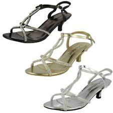 Ladies Low Heel Sandals Anne Michelle