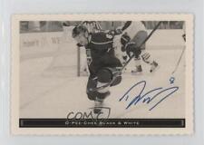 2012-13 O-Pee-Chee Black & White #10 Drew Doughty Los Angeles Kings Hockey Card