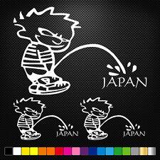 Japan 3 Stickers Autocollants Adhésifs Moto Auto Voiture Sponsor Marques