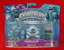 Empire of ice Skylanders spyros Adventure Pack Skylander personaje slam bam, embalaje original-nuevo