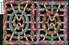# GLANZBILDER # EF 7352 wunderschöne Blumenranken