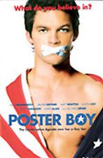 POSTER BOY DVD New Still Sealed 2006 Matt Newton Valerie Geffner