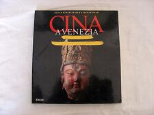 """Libro Arte """"Cina a Venezia"""" Dalla dinastia Han a Marco Polo - Electa"""