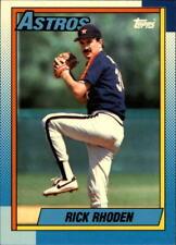 1990 Topps Tiffany Baseball Singles #588-791 (Pick Your Cards)