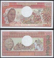 Gabon LOW # 00004 P 2 b - 500 Francs 1978 - aUNC