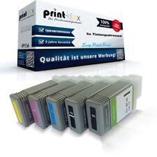 5x PREMIUM Cartuchos de tinta para Canon pfi-107 REPUESTO CONJUNTO COLORES -