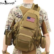 SINAIRSOFT 14 pouce Ordinateur Portable Molle Militaire sac à dos En Nylon Sac