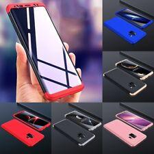 Hülle für Samsung Galaxy A6 S7 S8 S9 Plus Full Cover *360°Grad Handy Schutz Case