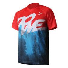 "Enduro Shirt kurzarm ""blue mountain"""