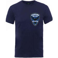 maglietta blu degli uomini ufficiale DC Comics: freccia Starling