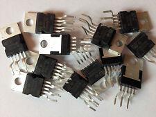 TDA2030 Amplificateur audio 18W Multiwat. neuf lot de 1, 2 ou 5 pièces.  neufs