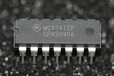 MC4741CP Quad Differential Input Op Amp MC4741