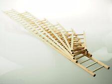 Wooden Step Ladder Craft Cake Topper Party Favor Decor Wedding Pet Bird Parrot