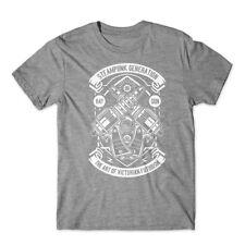 Retro Gun T-Shirt 100% Cotton Premium Tee New