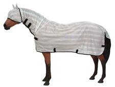 Nylon Poly Contour Fly Sheet Neck Hood Removable Mask Horse Large Pony Sz Small