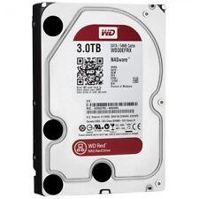 3TB Western Digital red WD30EFRX RAID Intern sATA3 Festplatte 64MB Cache
