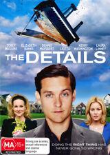 The Details * NEW DVD * (Region 4 Australia)