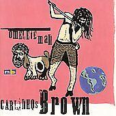 Omelete Man; Carlinhos Brown 1999 CD ADVANCE, Brazil, MPB, Tropicalia, PROMO Blu