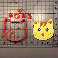 Cat Face 101 Cookie Cutter Set