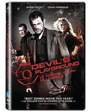 NEW ZOMBIE THRILLER DVD // Devil's Playground // DANNY DYER, CRAIG FAIRBRASS