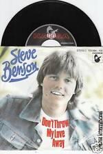 STEVE BENSON (Dieter Bohlen) Don't Throw My Love Away