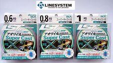 linesystem Egging Súper Cast PE x 8 SEDAL TRENZADO 150m.153msea LUBINA, anjova