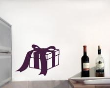 Wandtattoo Weihnachtsgeschenk Wandaufkleber 25 Farben 8 Größen Wandsticker Deko
