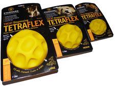 Starmark Tetraflex Treat Dispensing Ball Large Medium Small Fetch
