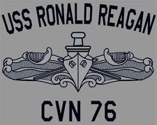 US Navy USS Ronald Reagan CVN-76 T-Shirt
