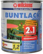 2 in 1 Buntlack Hybridtechnologie,innen/außen seidenmatt 750 ml / L 15,98