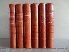 Lemerre Coppée Poésies maroquin coin beaux volumes