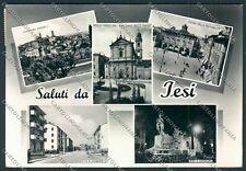 Ancona Jesi Iesi Foto FG cartolina D8910 SZA