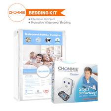 Chummie Premium Bedwetting Alarm Bedding Kit (Alarm + Waterproof Bedding)